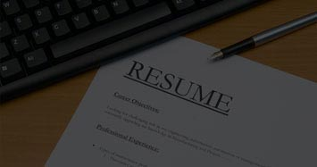 resume processing services outsource resume cv formatting