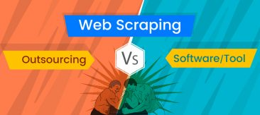Companies Should Outsource Web Scraping or Use Web Scraping Tools?