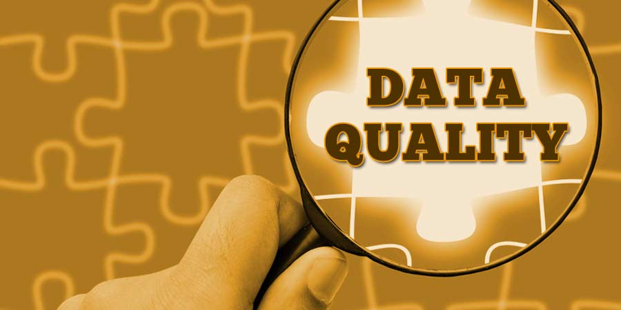 Importance of data quality